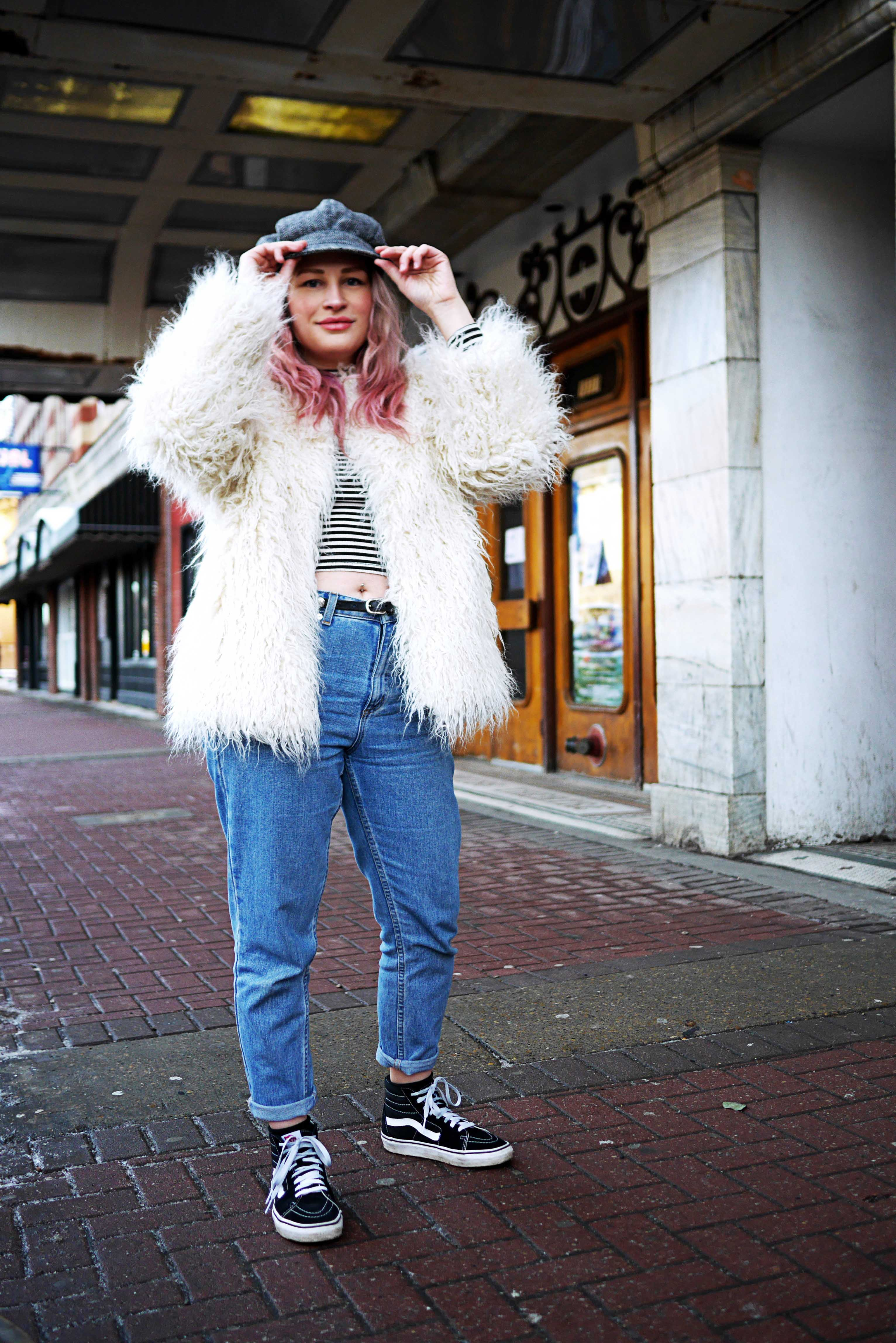 Style What To Wear When You Have Pink Hair The Pretty