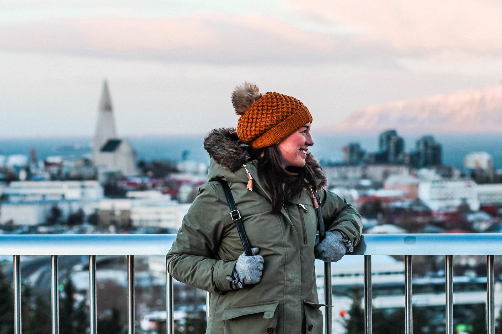 Perlan Museum Ice Cave Glacier Reykjavik travel blogger UK The Little Things