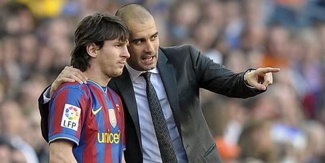 Pep Guardiola Membantah Rumor Bahwa Manchester City Ingin Memboyong Lionel Messi