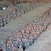 Terracotta Warriors in Battle Formation