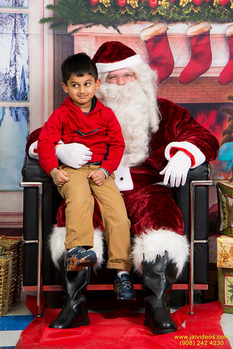 Santa at Teecs-109