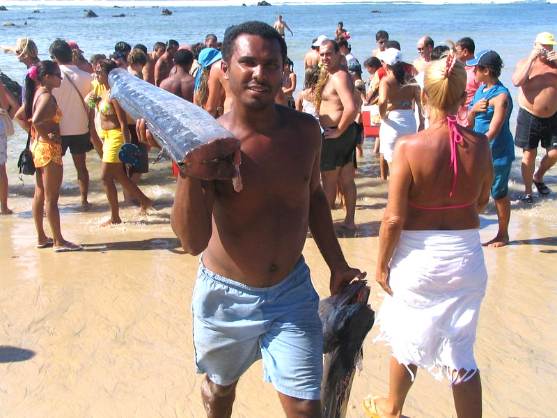 Pipa Beach North Coast Brazil