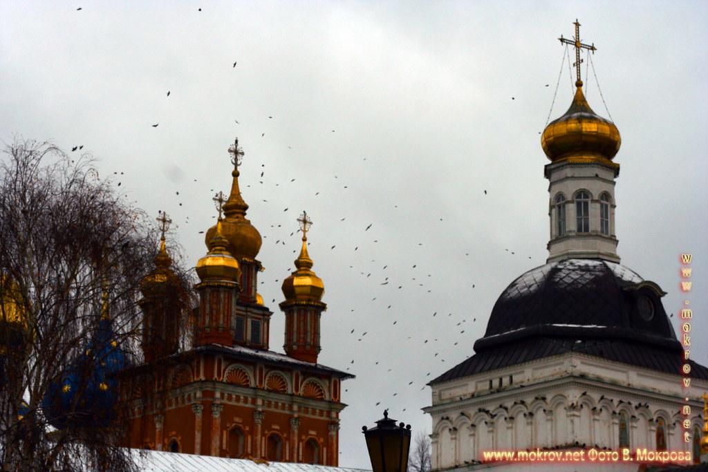 Город Сергиев Посад фотографии пейзажей