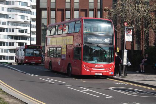 Arriva London T53 LJ08CYF