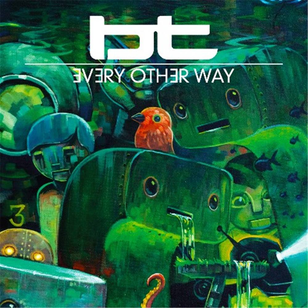 BT Feat. Jes - Every Other Way (Hammock Remix) [Vocal Chillout]