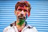 Holi Portrait