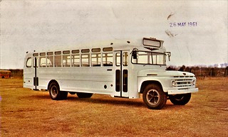 1961 Ford Urban Bus