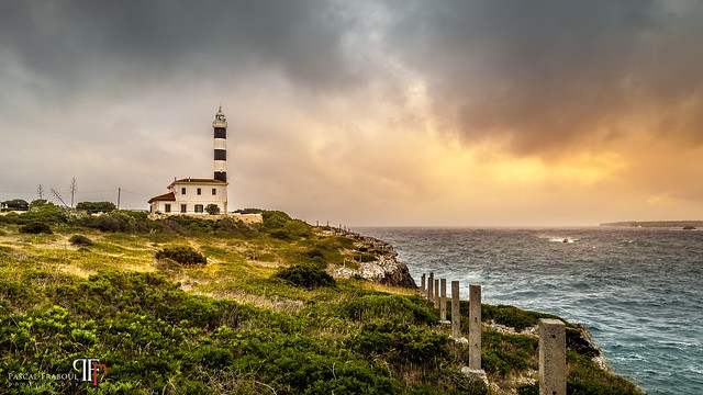 Porto Cristo Lighthouse, Balearic Islands, Spain