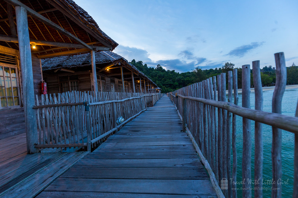 Telunas Beach Resort