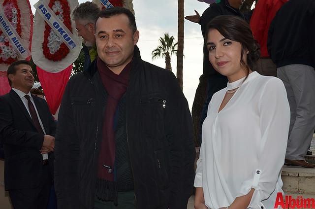 Alanya Belediye Başkanı Adem Murat Yücel, Doğum Kontrol Uzmanı Eda Çoşkun