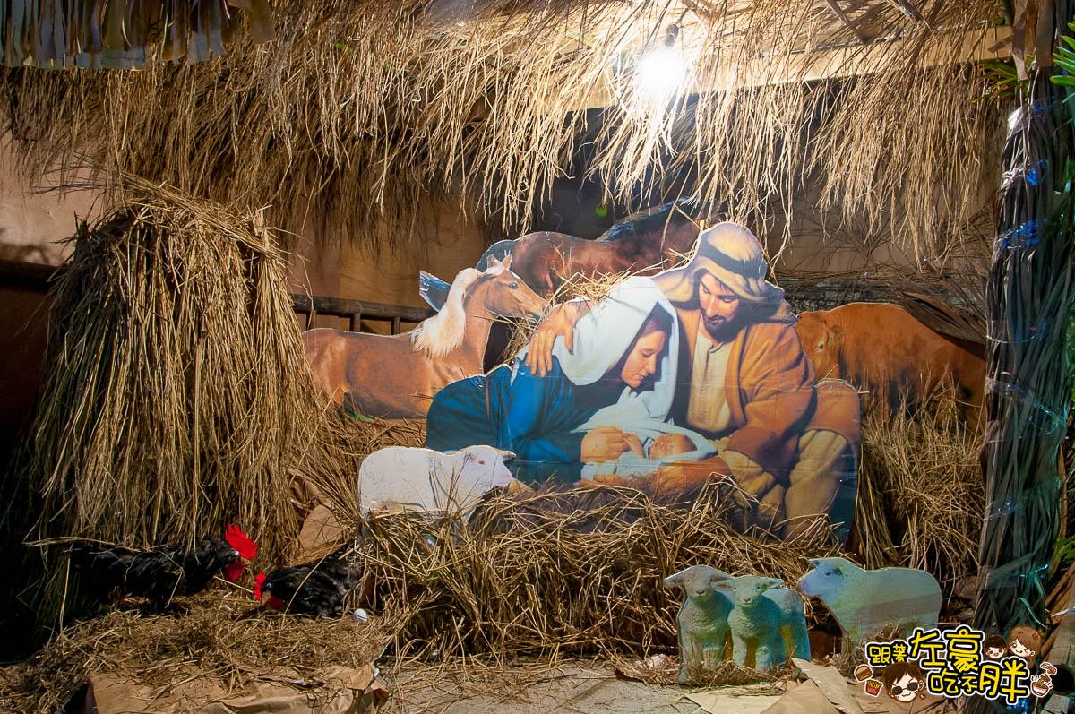 鳳山最美教堂聖誕景點-22