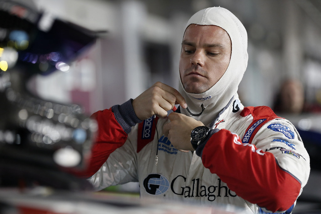 CHILTON Tom, (gbr), Citroen C Elysee team Sebastien Loeb Racing, ambiance portrait during the 2017 FIA WTCC World Touring Car Championship race at Losail  from November 29 to december 01, Qatar - Photo Jean Michel Le Meur / DPPI