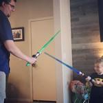 Jedi training program by bartlewife