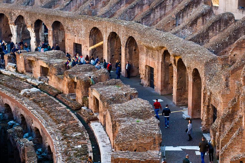 rooma colosseum forum romanum-1558