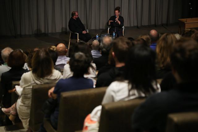Rene Morales & Dara Friedman