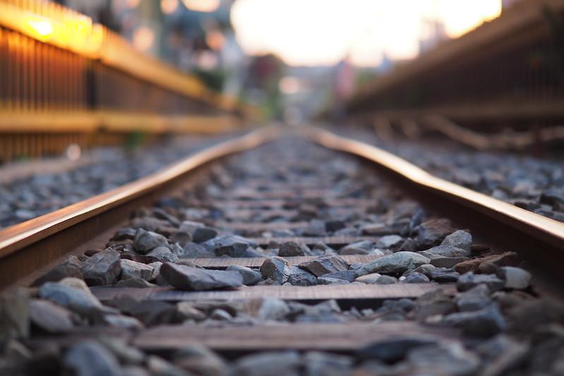 鐵路|M.ZD 45mm f/1.2 PRO