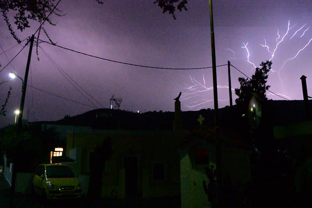 Καταιγίδα «Ευρυδίκη» Ψίνθος (13/11/2017)