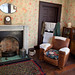 TIMS Mill Tour 2017 UK - Leeds - Thwaite Putty Mills - Livingroom as in WWII-9797