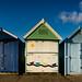 DSC_5489-Pano: Beach Huts, Mudeford, Dorset