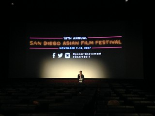November 13 '17 San Diego Asian Film Festival - Our Time Will Come
