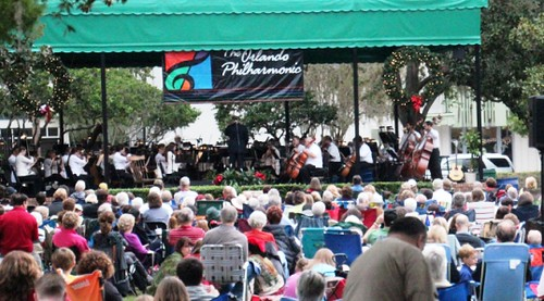 Orlando Philharmonic Brings Holiday Pops to Winter Park