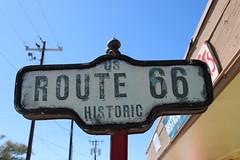 USA 2017 - 17.Tag, Grand Canyon - Route 66 - Seligman - Hacksberry - Kingsman - Parker- Blythe