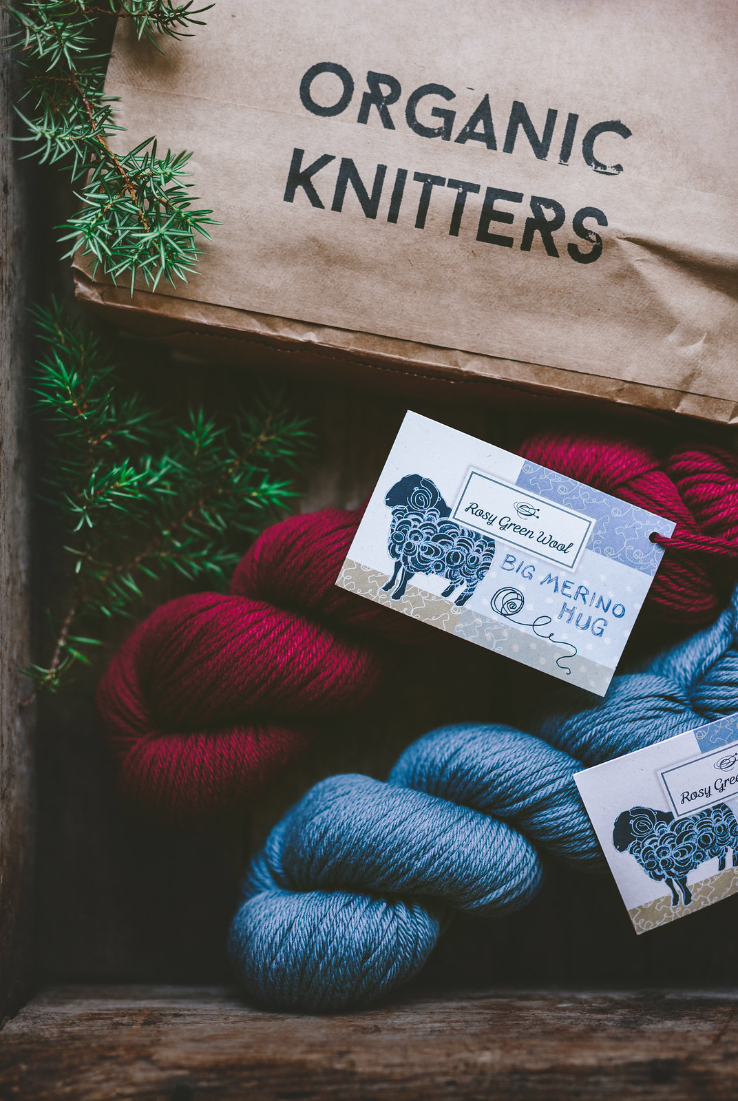 garn från organic knitters - karinevelina.se