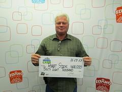 Robert Stocks - $68,000 - Idaho Cash - Malad - K-C Oil