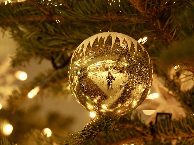 Photo:I'm in an ornament By arty822