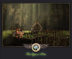 Once Upon A Mine - Garden