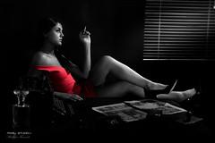 Carla - Sin City - Rouge2