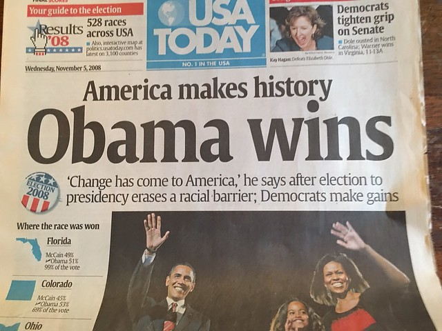 Obama victoire 2008
