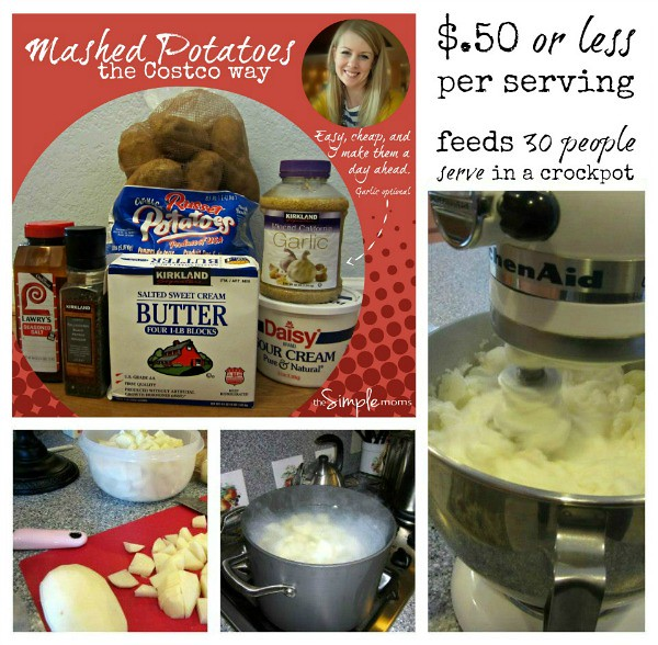 whipped mashed potatoes make a day ahead crockpot recipe