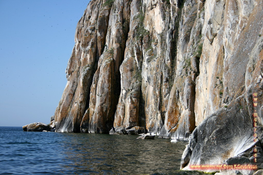 Озеро Байкал прогулки туристов