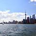 6. Skyline de Toronto desde el agua