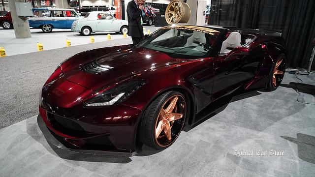 Chevrolet Corvette custom by JMS Performance