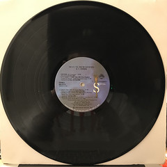 B.T. EXPRESS:DO IT 'TIL YOU'RE SATISFIED(RECORD SIDE-B)