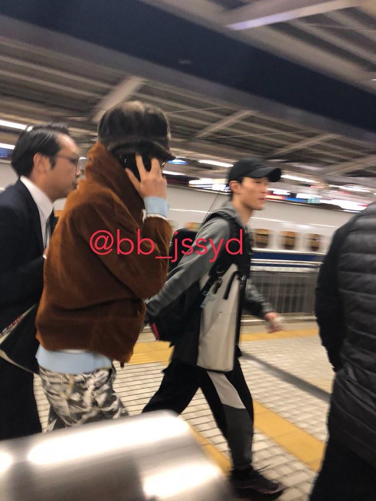 BIGBANG via bb_jssyd - 2017-12-03  (details see below)
