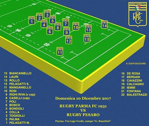 RPFC vs Pesaro