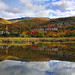 Ski Resort in Autumn by lfeng1014