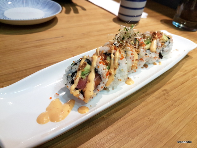 Spicy Mix Maki