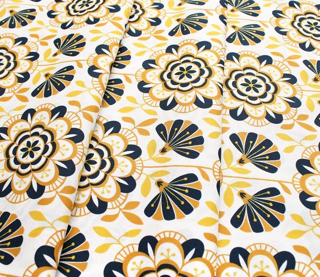 Cloud9 Fabrics Bohemian Garden 200001 Ranunculus Reverie