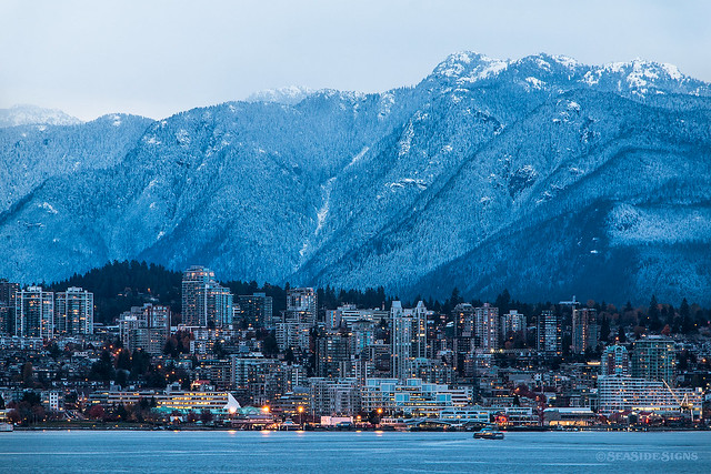 North Van Blues ❄💙❄