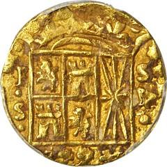 COLOMBIA. 1753-S 4 Escudos obverse