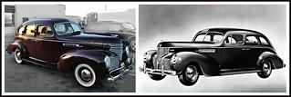 1939 De Soto Series S-6 Custom De Luxe 4-Door Sedan