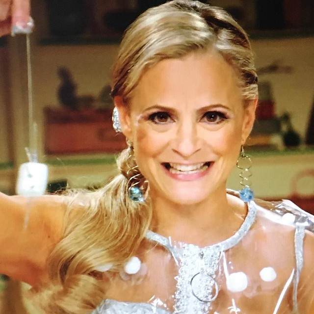 """Roll it, Smoky!"" I love Amy Sedaris' new show. You even get to find out where glitter comes from! ✨✨✨"