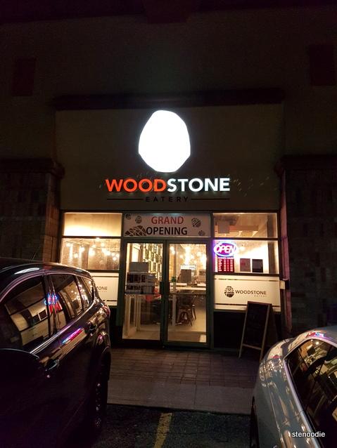 Woodstone Eatery storefront