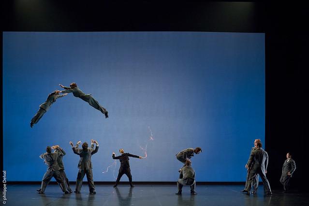La nouvelle production du théâtre de Caen « Le Ballet royal de la nuit » !
