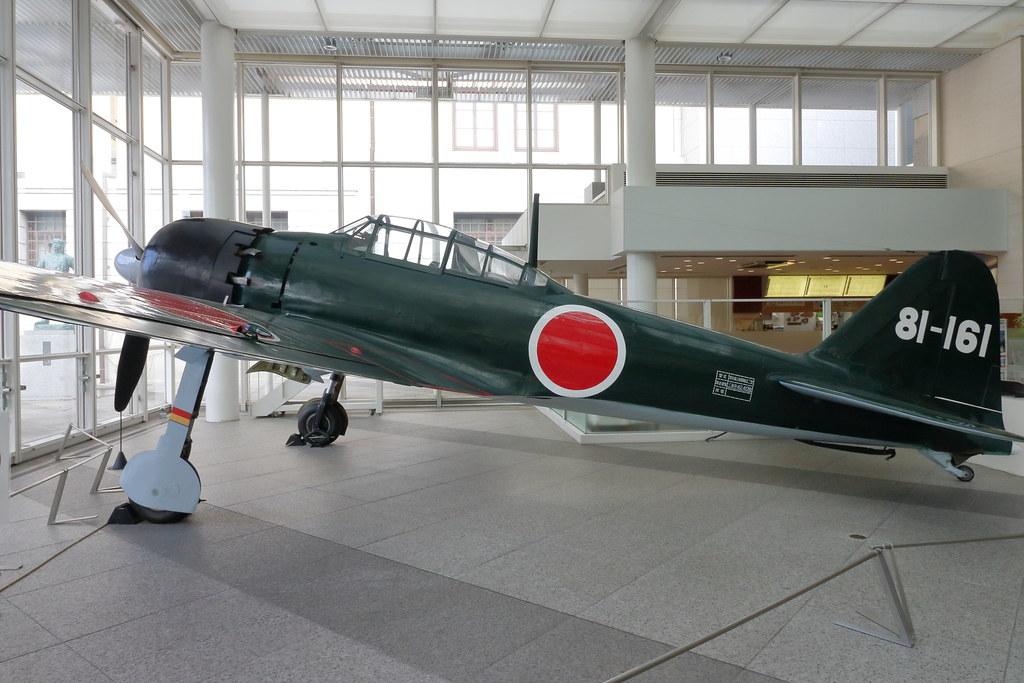 三菱A6M5零式艦上戦闘機52型