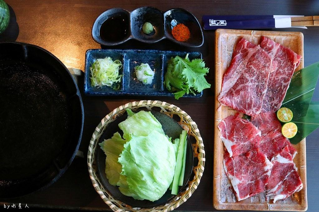 38327391826 4d33665a0b b - 熱血採訪|藍屋日本料理和風御膳,暖呼呼單人火鍋套餐,銷魂和牛安格斯牛肉鑄鐵燒